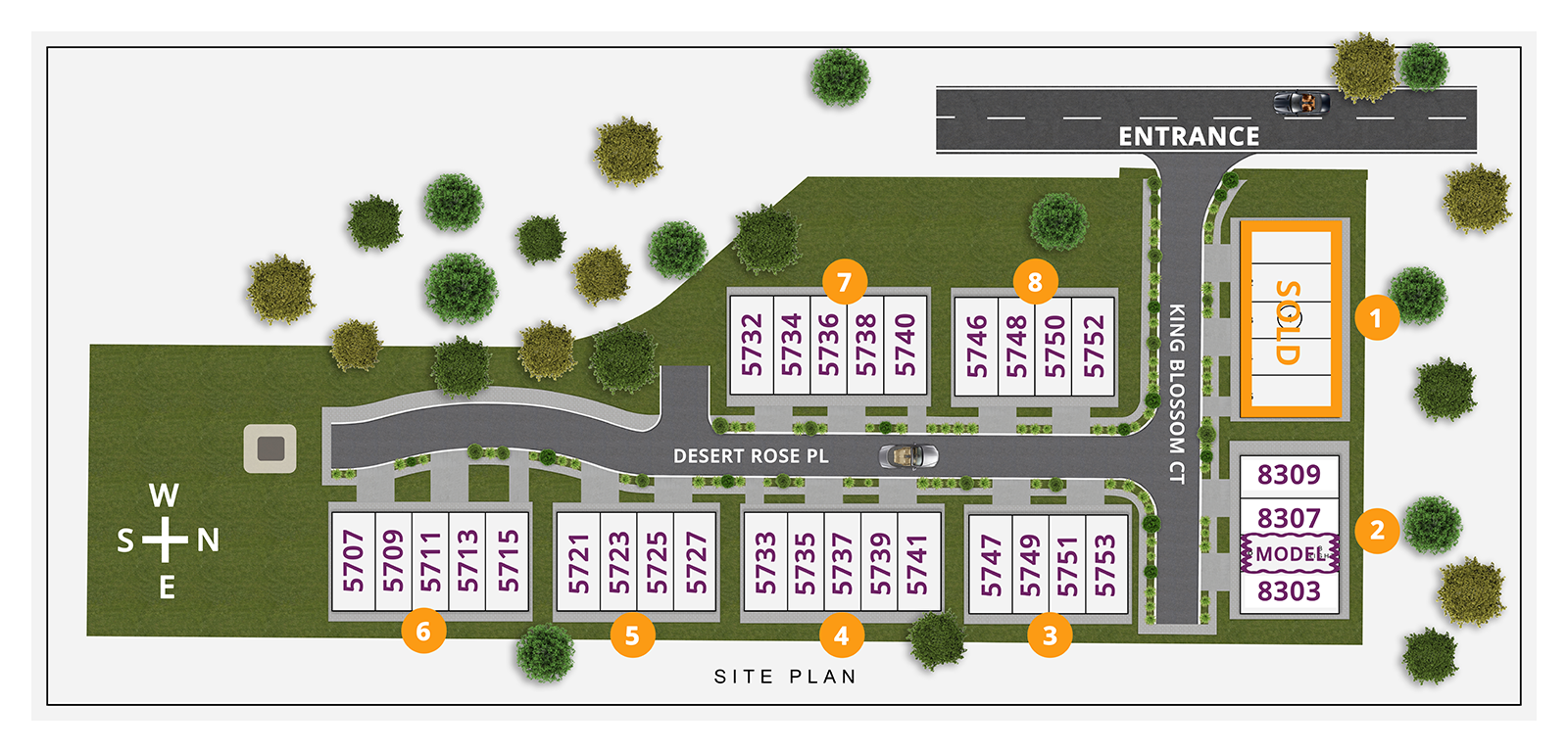 KINGSPORT SITE PLAN updated april 2020